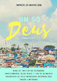 Evento: Impacto no Morro 2018 !! Participe !!