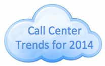 call center software trends 2014