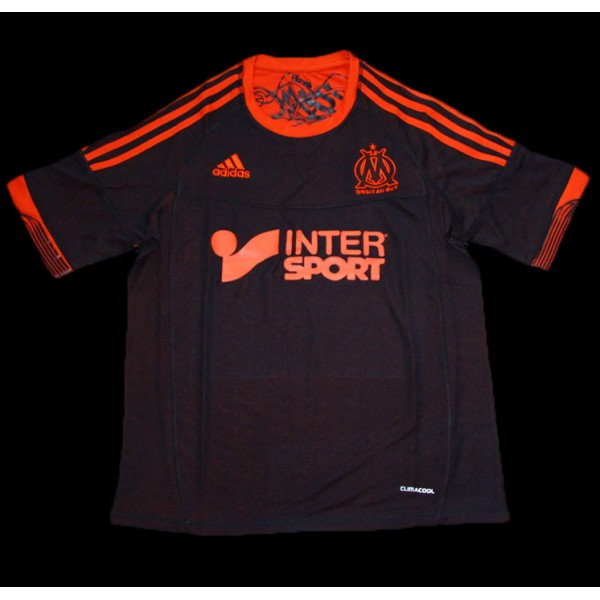 Marseille Away Black 2012/2013