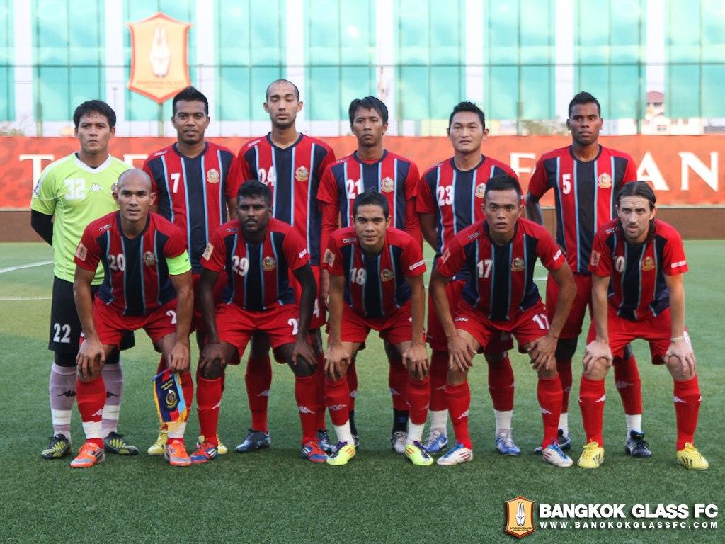 Barisan Kesebelasan Utama Ketika Persahabatan Bangkok FC(1) V ATM (0).
