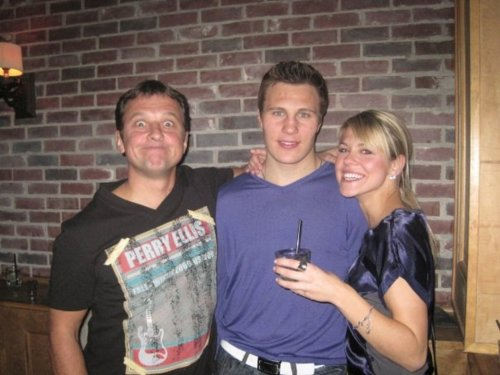 Brayden Schenn Girlfriend Kelsey