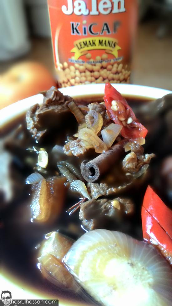 Resepi Daging Masak Kicap Jalen Sempoi