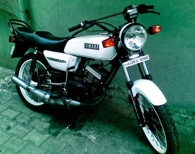 Yamaha Rx 135 Modified Musings of a Dreamer: ...