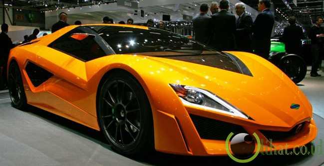 Namir, Mobil Hybrid Tercepat