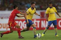 Arsenal Bantai Vietnam 7-1
