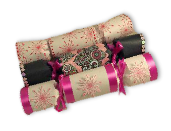 Creative crafting make your own christmas crackers make your own christmas crackers solutioingenieria Choice Image