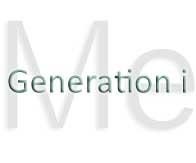 Generation i