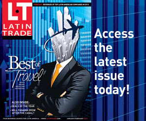 "Mark's Work on Latin Trade's 2013 ""Best of Travel"" Awards"