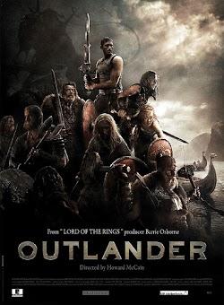 Kẻ Xa Lạ - Outlander 2008 (2008) Poster