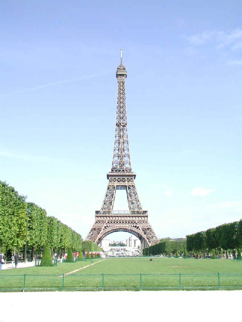 Green h tels paris 13 ex hotel le cantagrel paris - Photo de tour eiffel ...