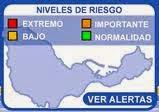 Avisos Meteorológicos: Ciudad de Ceuta