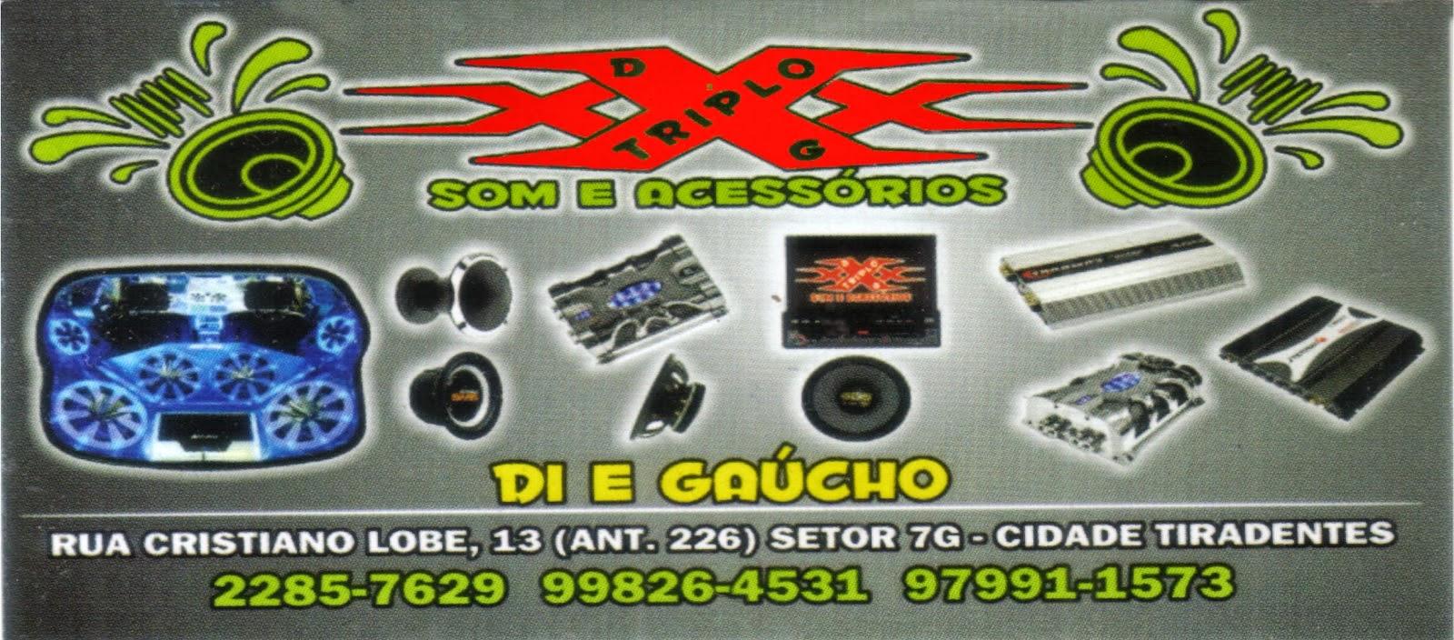 Triplo X  - Sonorização de Automóveis