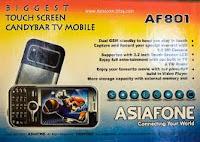 ASIAFONE AF801