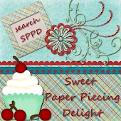 Sweet Paper Piecing Delight