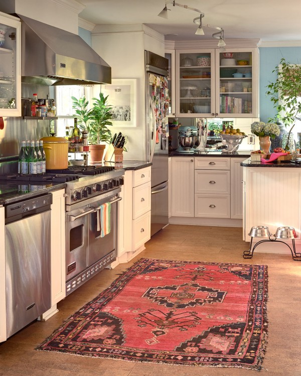 The Romance Of Kilims. Pottery Barn