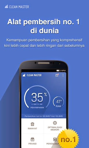 Clean Master (Cleaner) 5.5.0 Apk Free Download