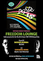 "5/26(金) ""MO'JAZZ FRIDAY presents FREEDOM LOUNGE"""