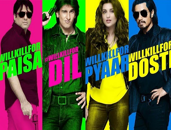 KILL DIL LYRICS Title Song - Ali Zafar Ranveer Singh