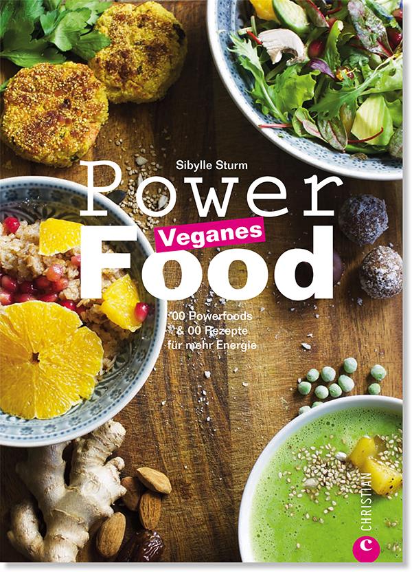 Mein Powerfood-Kochbuch