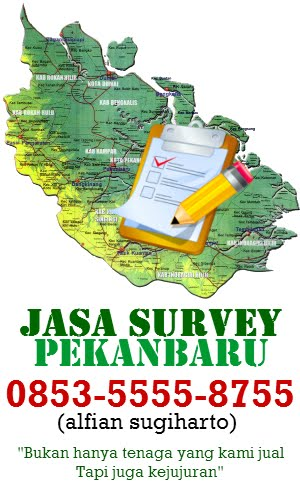 Jasa Survey Pekanbaru