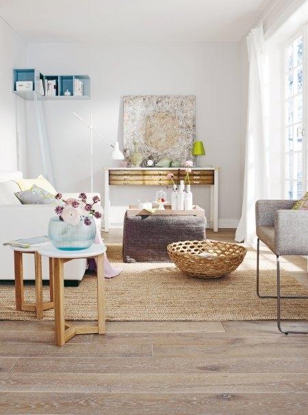 hochwertige baustoffe wohnung einrichten ideen. Black Bedroom Furniture Sets. Home Design Ideas