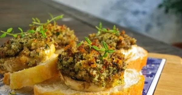 Elke dag spanje setas con ajo - Idee gezellige maaltijd ...