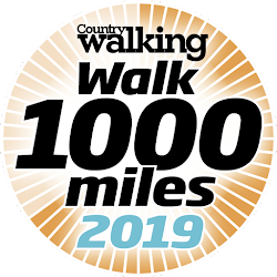 #walk1000miles