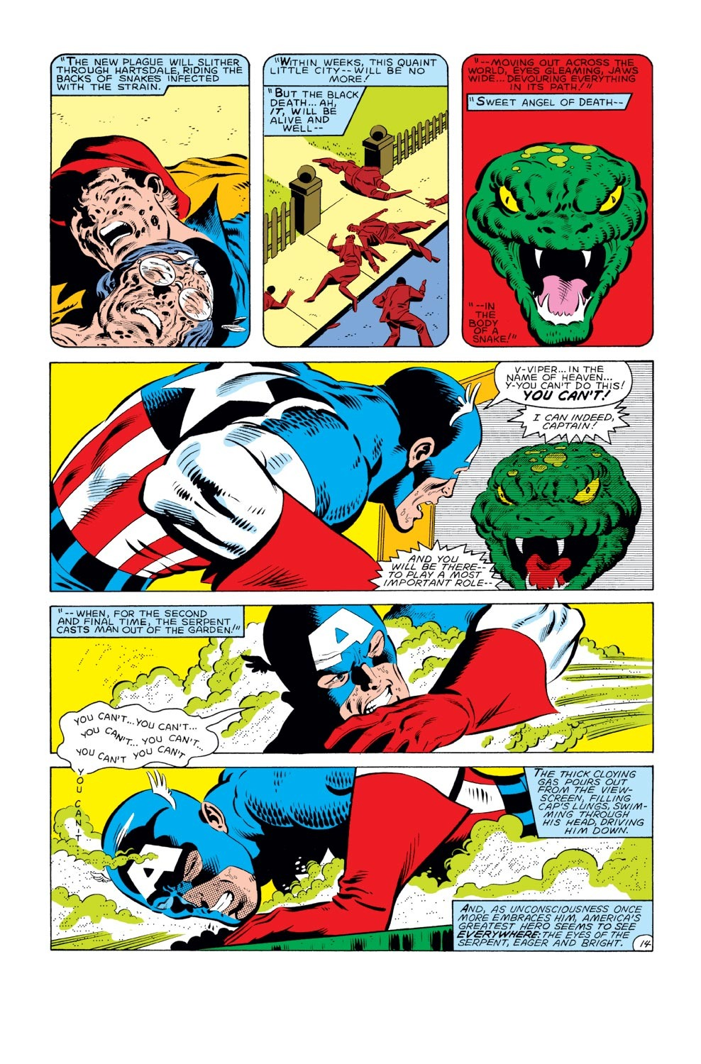Captain America (1968) Issue #282 #198 - English 15