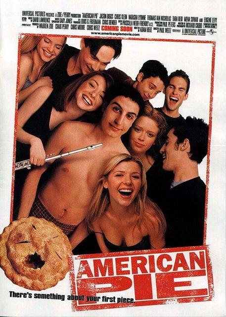 American Pie 1 แอ้มสาวให้ได้ก่อนปลายเทอม 1 HD 1999