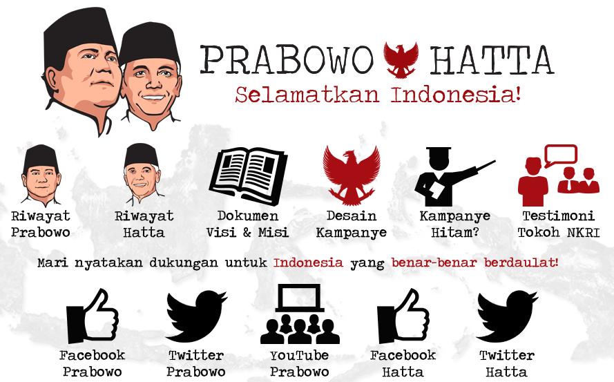 Selamatkan Indonesia dari calon presiden Jokowi