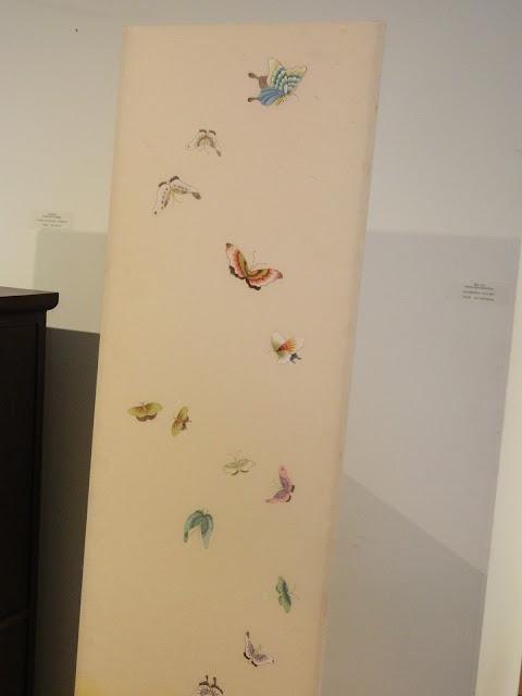 oh! The butterflies