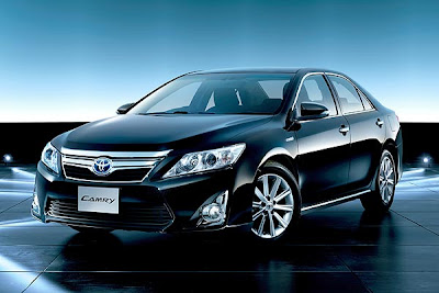 Harga Toyota All New Camry Bulan September 2014 Surabaya