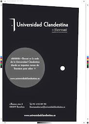 +Bernat funda la Universidad Clandestina