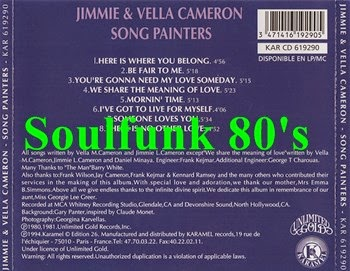 Jimmie and Vella Cameron Jimmie And Vella Nights In White Satin