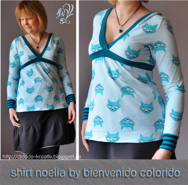 Shirt Noelia by Bienvenido Colorido Farbenmix