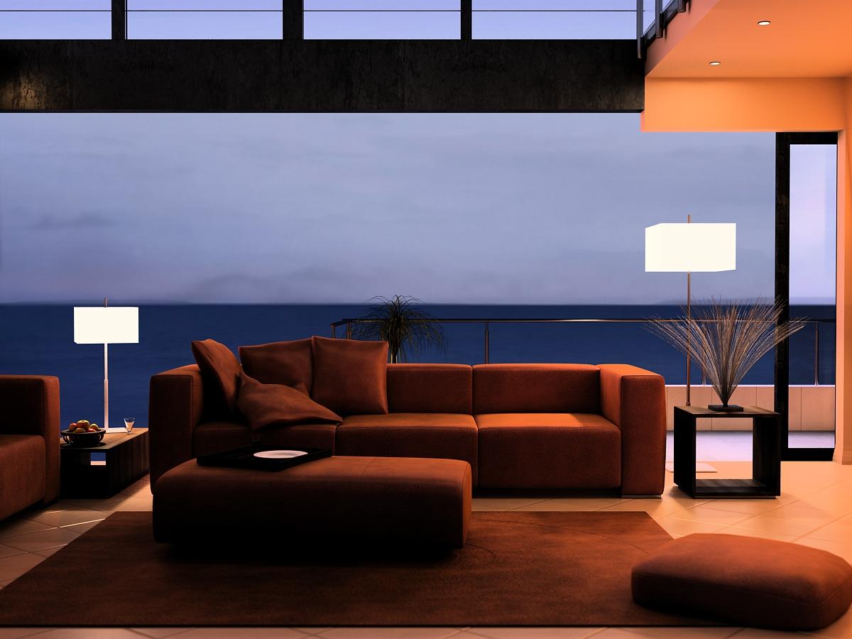 warna dasar sangat berpengaruh terhadap kesan ruangan, hindasi warna