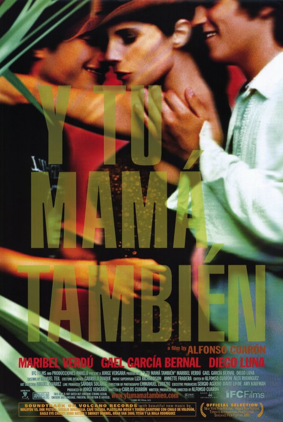 y tu mama tambien film review Y tu mamá también movie reviews and ratings -tributeca rating of 460 out of 5 stars.