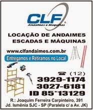 Locação de Andaimes e Máquinas