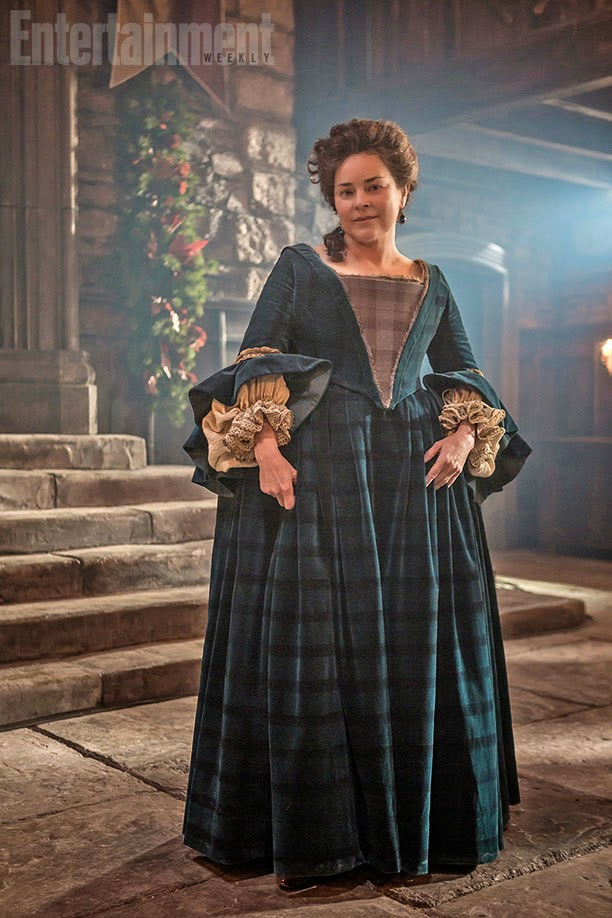Outlander - Author Diana Gabaldon's Cameo - First Look Photo