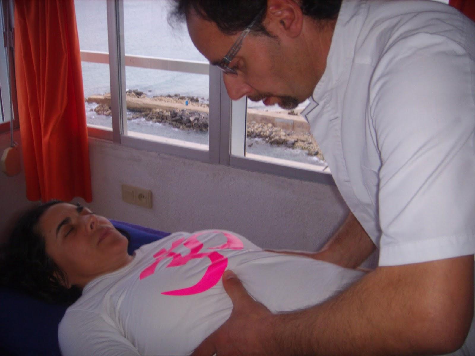 Tener el peso correcto con osteopatía visceral en Alicante. Fernando Alvarez