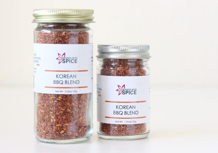 Korean BBQ Blend at SeasonWithSpice.com