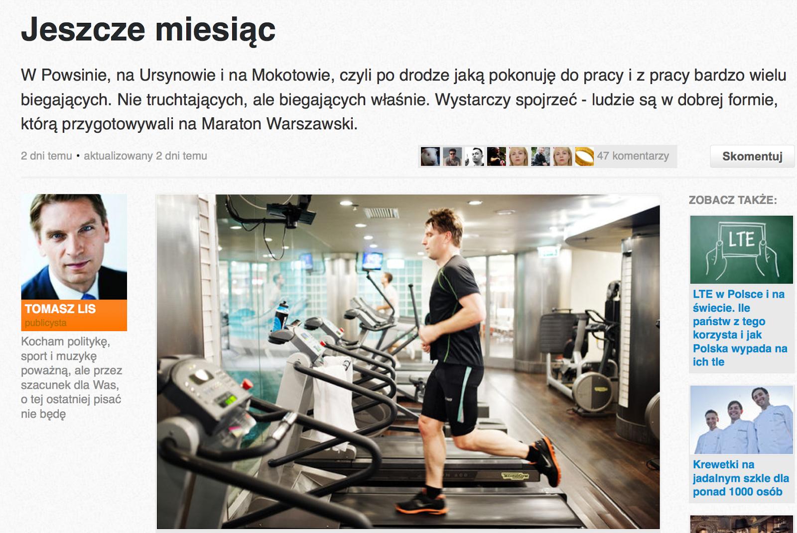 """Dlaczego w internecie dziennikarze nie wierzą w swoje umiejętności? Na marginesie """"afery z Lisem"""""""