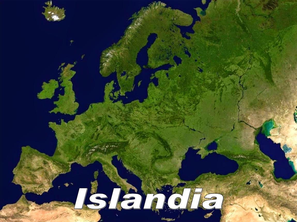 Islandia no fue al mundial que otros países ?