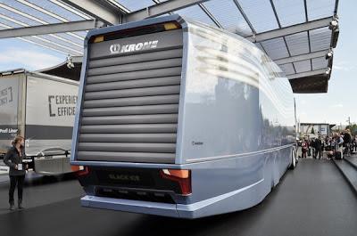 KRONE - MAN Truck Concept