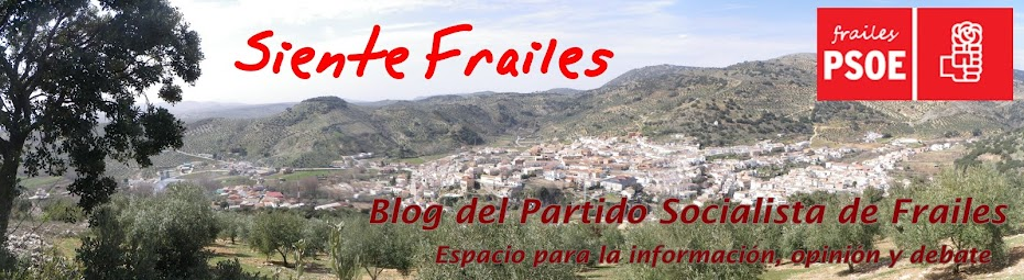 Blog del Partido Socialista de Frailes
