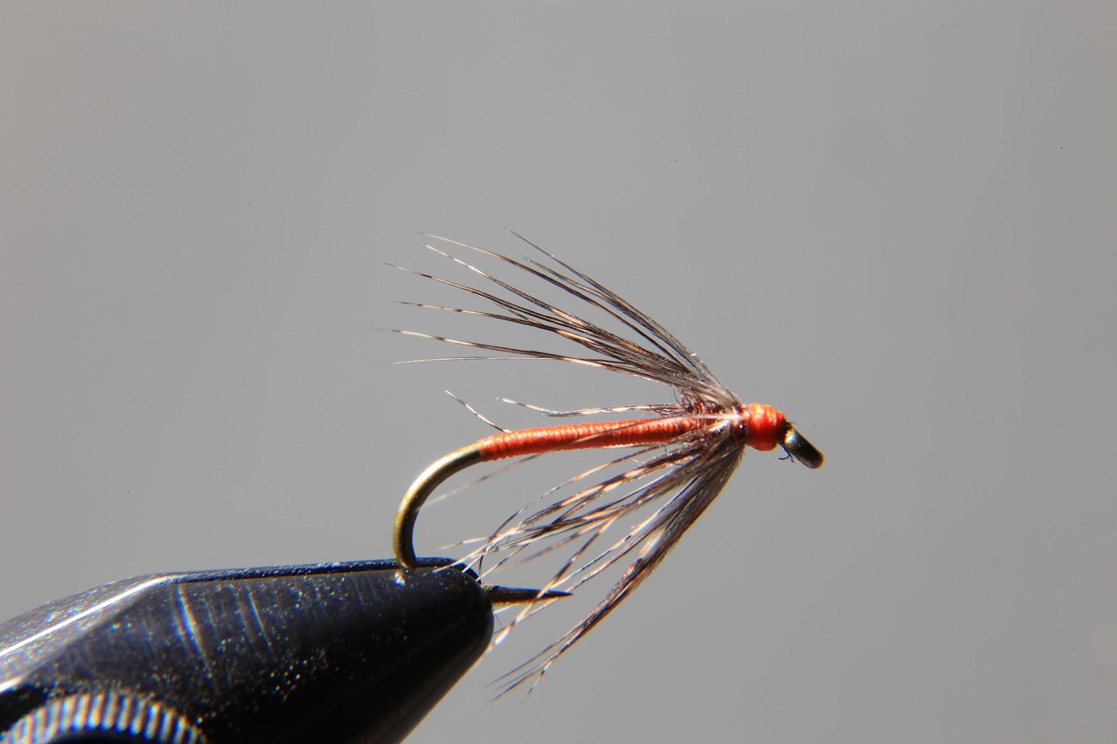 Partridge up side down hooks