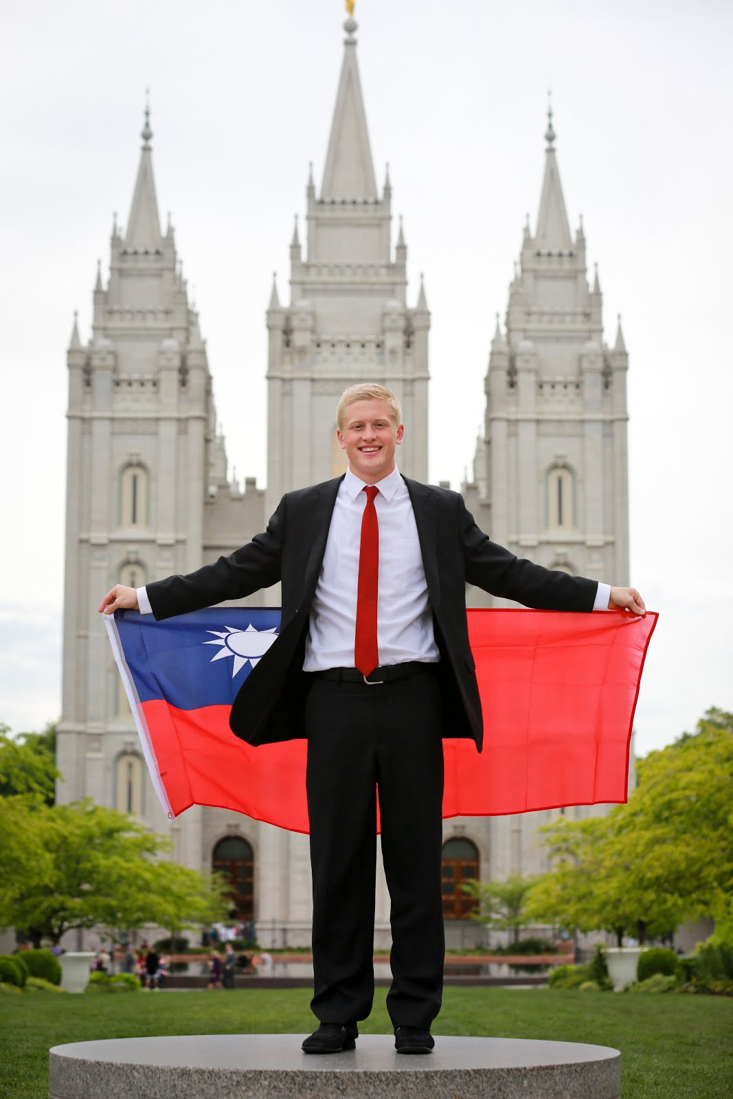 Taiwan Taichung Mission