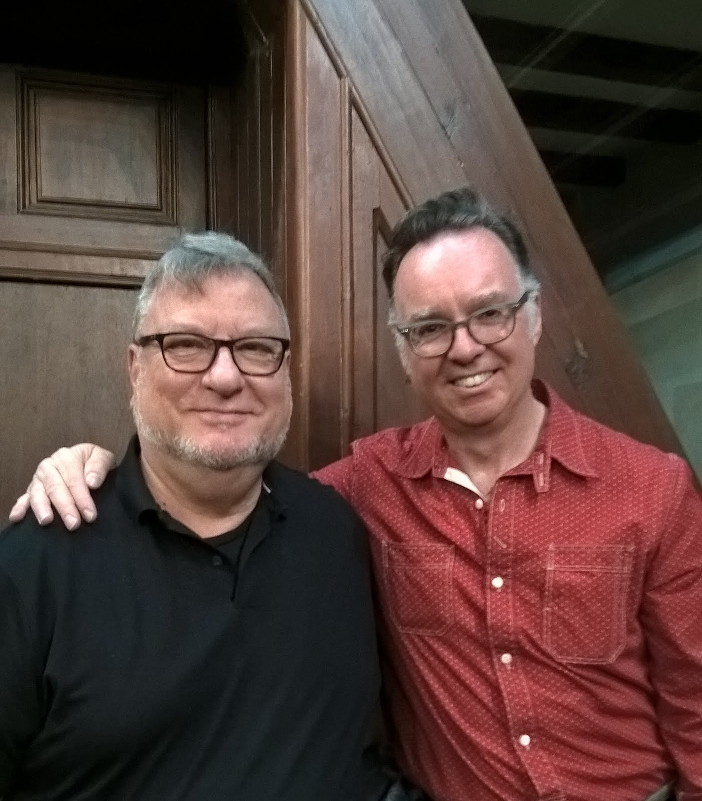 With  Mr. CARL SONNY LEYLAND