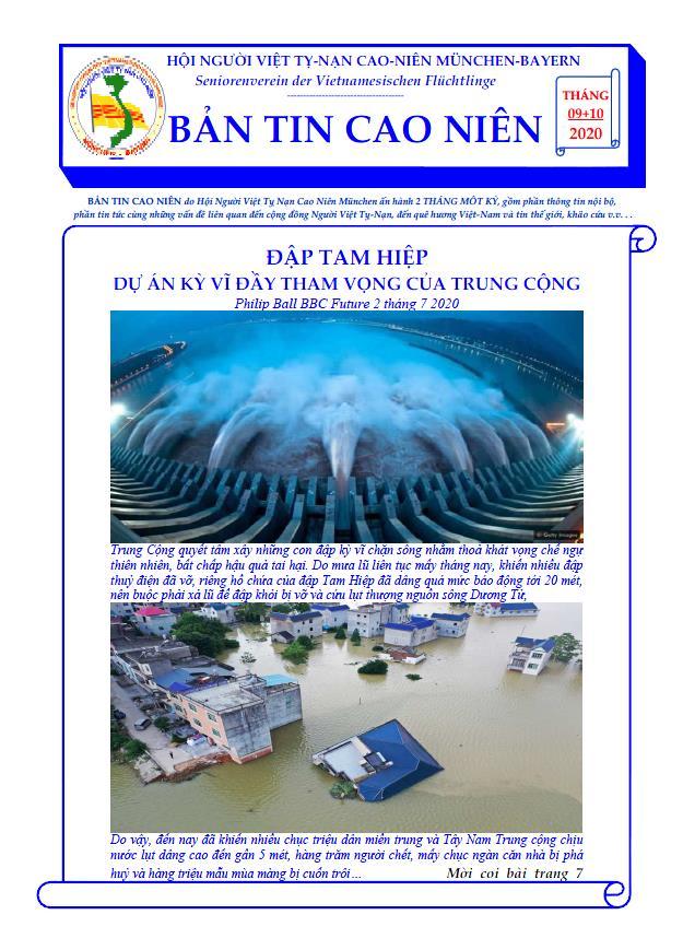 BẢN TIN CAO NIÊN 09-10-2020