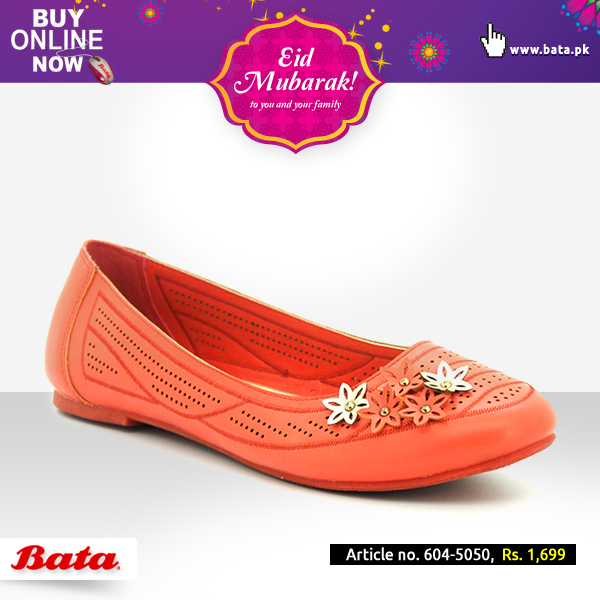 Bata Shoes for Women Eid Collection 2014
